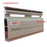 cửa cuốn bossdoor 5201 độ dày 1.3mm - liên hệ hotline để nhận nhiều ưu đãi