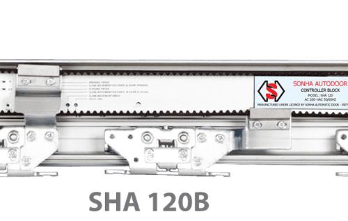 Cửa kính tự động SHA