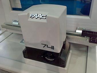 FAAC 741 EZ 16
